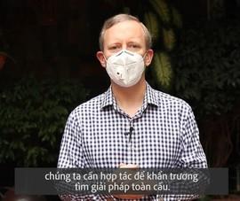Việt Nam và Anh nghiên cứu thuốc điều trị COVID-19