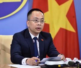 Việt Nam nói về việc Mỹ sắp bàn giao tàu tuần tra cỡ lớn