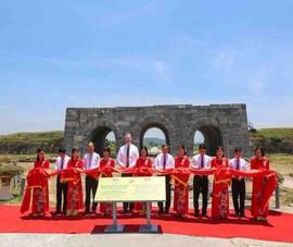 Mỹ tài trợ 92.500 USD bảo tồn Thành Nhà Hồ