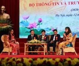 Bộ trưởng TT&TT: Thi đua phải lấy tinh thần yêu nước làm gốc