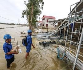 Chuyển vùng dịch vụ viễn thông di động tại vùng bão lũ