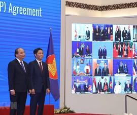 15 quốc gia ký kết Hiệp định Đối tác Kinh tế toàn diện khu vực