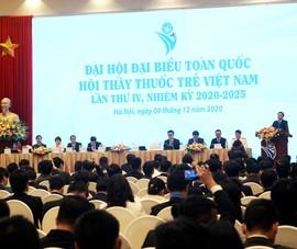 Tuyên dương 10 thầy thuốc trẻ Việt Nam tiêu biểu năm 2020