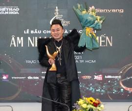 Giải âm nhạc Cống hiến hay Giải âm nhạc của Tùng Dương?