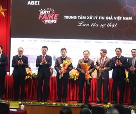 Việt Nam có Cổng thông tin tiếp nhận, phản ánh tin giả
