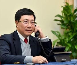 Mỹ ủng hộ một Việt Nam 'mạnh, độc lập, thịnh vượng'