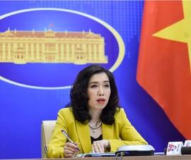 Việt Nam nói về việc Pháp điều tàu ngầm tuần tra ở Biển Đông
