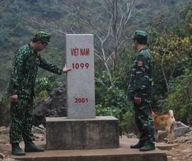 Chiến sĩ biên phòng: Ăn lán, ngủ rừng lấy hơi ấm từ tổ quốc