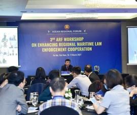 Diễn đàn Khu vực ASEAN nói về việc sử dụng vũ lực trên biển