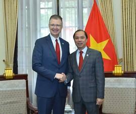 Đại sứ Mỹ: Tình cảm dành cho Việt Nam không bao giờ phai