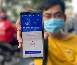 Hơn 31,6 triệu lượt cài Bluezone, đề xuất checkin QR Code