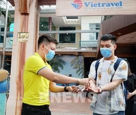 Xử lý cơ sở lưu trú không tuân thủ phòng, chống dịch