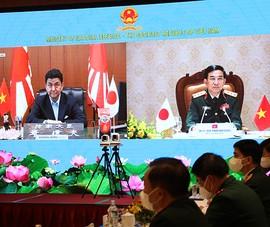 Việt Nam - Nhật Bản đẩy mạnh hợp tác quân y trong phòng, chống dịch
