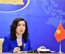 Phản ứng của Việt Nam về việc Campuchia yêu cầu người gốc Việt di dời