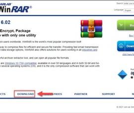 Cục An toàn thông tin phát hiện lỗ hổng bảo mật trong phần mềm WinRAR