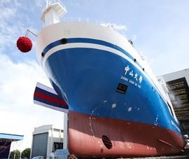 Việt Nam lên tiếng về tin tàu Trung Quốc khảo sát ở Biển Đông