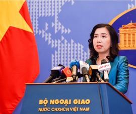 Việt Nam nói về thỏa thuận giữa NHNN Việt Nam và Bộ Tài chính Mỹ