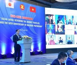 ASEAN và Nhật Bản cùng nhìn lại gần 5 thập kỷ hợp tác