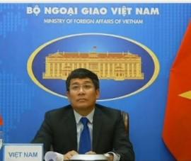 Việt Nam - Campuchia trao đổi về công tác biên giới đất liền
