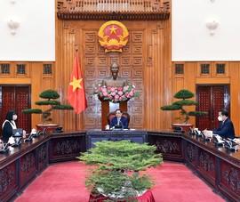 Thủ tướng cảm ơn và đề nghị Rumani tiếp tục hỗ trợ Việt Nam vaccine