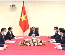 Thủ tướng Phạm Minh Chính đề nghị Bỉ đẩy nhanh phân bổ vaccine cho Việt Nam