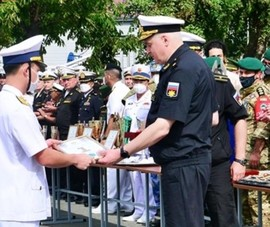 Hải quân Việt Nam thắng lớn tại ARMY GAMES 2021