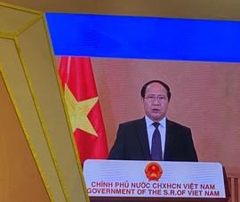 Phó Thủ tướng đánh giá cao tiến triển tích cực quan hệ Việt Nam - Trung Quốc