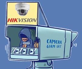 Phát hiện lỗ hổng bảo mật sản phẩm camera IP của Hikvision