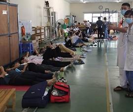 Sở Y tế Quảng Ninh xác định nguyên nhân công nhân bị ngất