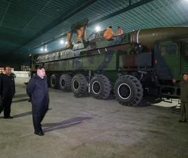 Mỹ đưa ra nhận định về bãi thử tên lửa Triều Tiên