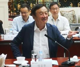 Bị Mỹ tấn công, Huawei vẫn đổ 100 tỉ USD vào hệ thống mạng