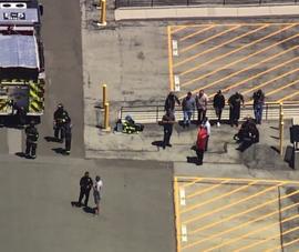 Tấn công bằng khí độc, Facebook sơ tán khẩn cấp bốn toà nhà