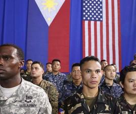 Quan hệ Mỹ-Philippines nồng ấm hơn nhờ mối lo chung Trung Quốc
