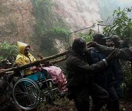 Gần 200 người chết do mưa lớn và sạt lở tại Ấn Độ