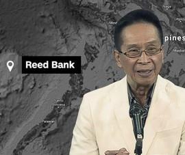Ông Duterte yêu cầu phạt tàu Trung Quốc đâm tàu cá Philippines