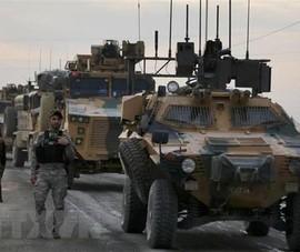 Ý sẽ ngừng xuất khẩu vũ khí cho Thổ Nhĩ Kỳ