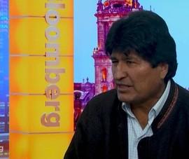 Ông Morales: 'Lãnh đạo đảng MAS mới xứng là tổng thống'