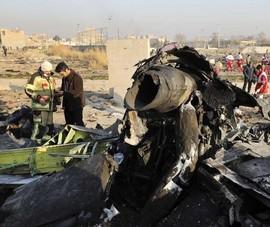 Vụ rơi máy bay ở Iran: Kiev nghi bị tên lửa Liên Xô tấn công