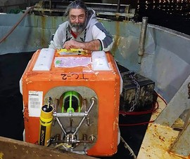 Ngư dân vớt được thiết bị lạ, hải quân Mỹ trả tiền 'chuộc' lại