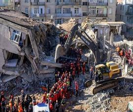 Thổ Nhĩ Kỳ: Nỗ lực không ngừng tìm người sống sót sau động đất