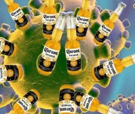 Cư dân mạng đổ xô tìm 'virus bia Corona'