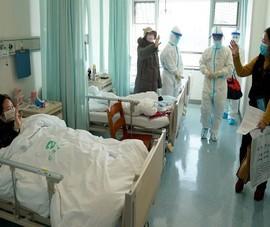 Vũ Hán: Các ca COVID-19 hồi phục phải chịu cách ly 14 ngày nữa