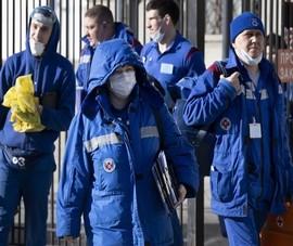 Thủ đô Moscow kiểm soát người Trung Quốc để ngăn dịch COVID-19