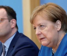 Thủ tướng Merkel: 70% dân số Đức có thể mắc COVID-19
