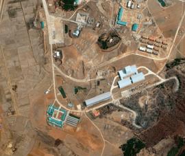 Lộ hình ảnh căn cứ tên lửa bí mật mới của Triều Tiên