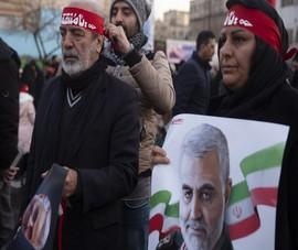 Iran tuyên tử hình người 'chỉ điểm' tướng Soleimani