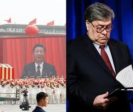 Bộ trưởng Tư pháp Mỹ cảnh báo tham vọng kinh tế của Trung Quốc