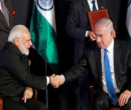 Căng thẳng với Trung Quốc kéo dài, Ấn Độ tìm đến Israel