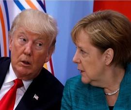 Cháu gái ông Trump: 'Ông ấy không thông minh bằng bà Merkel'