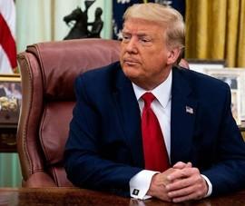 Tổng thống Trump tin Nga và Trung Quốc không muốn ông thắng cử